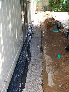 French Drains Foundation Repair Solutions In Louisville