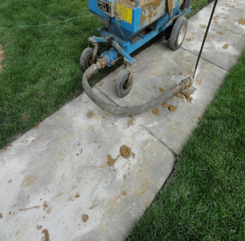 Concrete Raising | Concrete Services Chicago & Arlington Heights