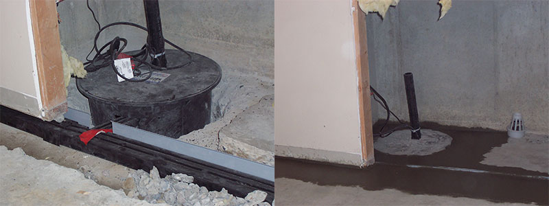 Foundation Waterproofing Fix Foundation